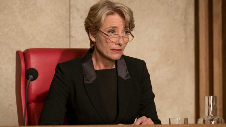Watch The UK Trailer For The Children Act Starring Emma Thompson, Stanley Tucci