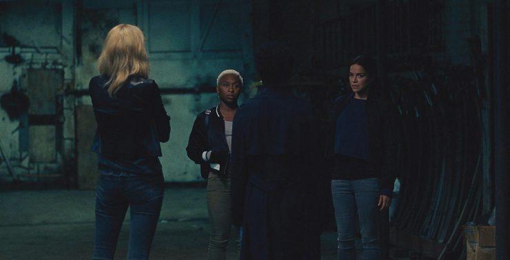 Win Steve McQueen's Widows On Blu-Ray