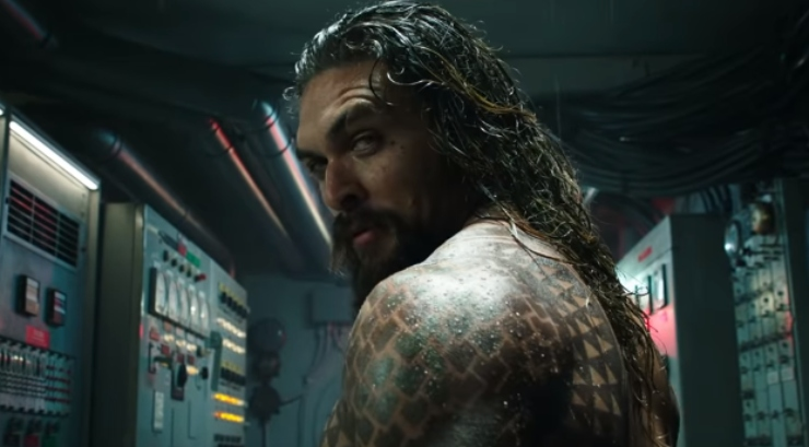 AquaMan Swimming Into Homes This April