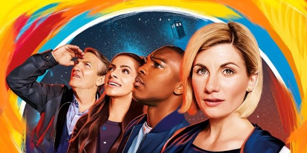 Comic-Con Reveals First Doctor Who Trailer