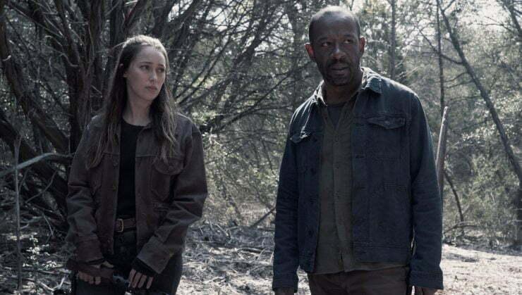 AMC Renew Fear The Walking Dead For Season 5