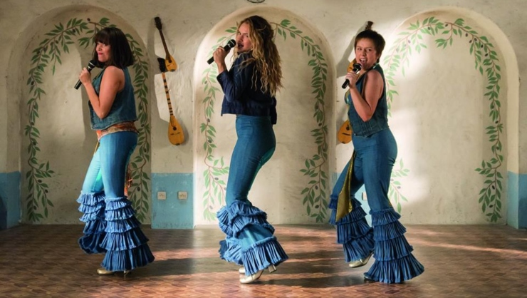 Film Review – Mamma Mia! Here We Go Again (2018)