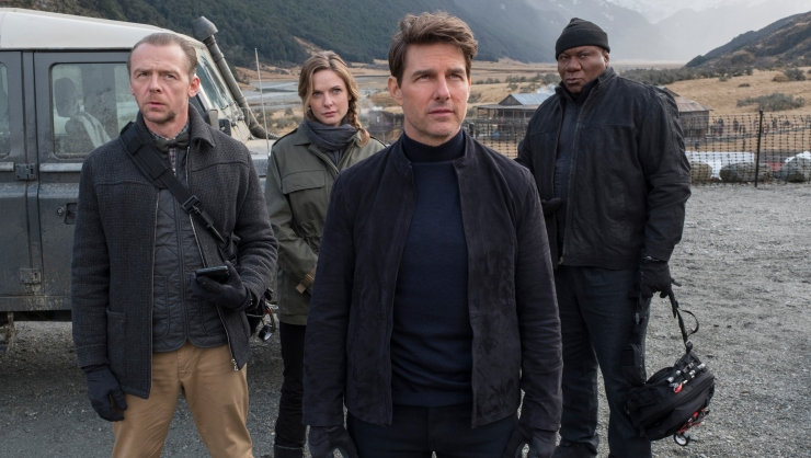 Mission: Impossible: Fallout Is This Week's Highest New Entry