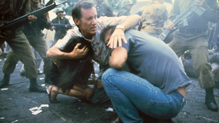 Win Oliver Stone's Salvador On Blu-Ray