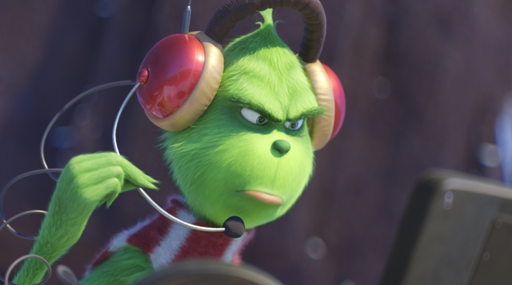 In First The Grinch UK Trailer, Benedict Cumberbatch Wants To Steal Christmas
