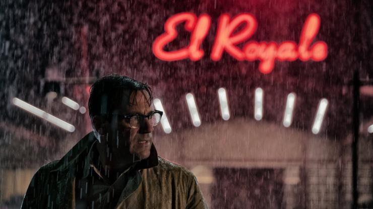 """Get The Whiskey"" And Watch The Bad Times at the El Royale New Trailer"