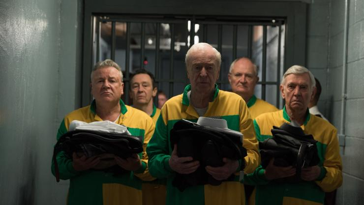 King Of Thieves New Trailer Is A Self Preservation Society For Sir Michael Caine