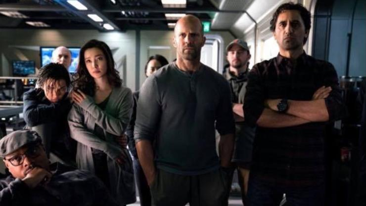 Film Review – The Meg (2018)