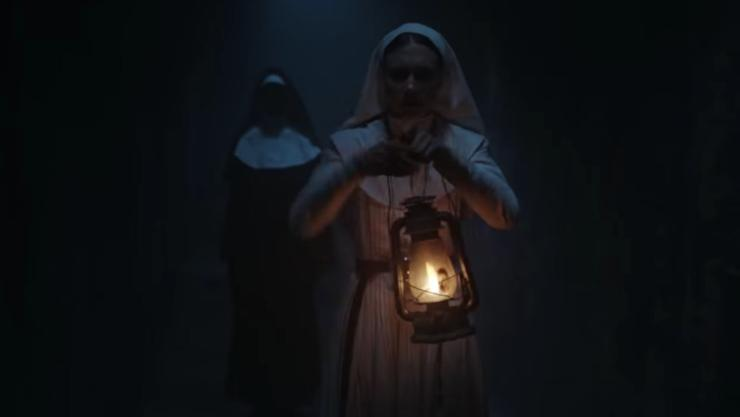 The Nun – Conjuring Universe Timeline