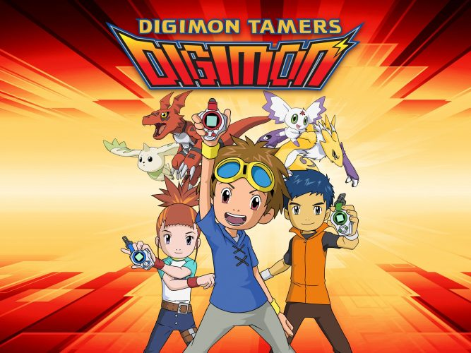 Anime Review – Digimon Tamers