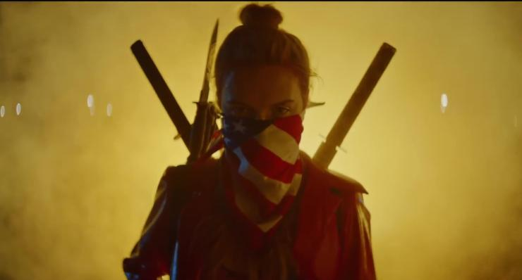 The Girls Fight Back In Assassination Nation New UK Trailer