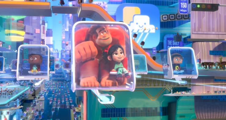 Ralph Breaks The Internet: Wreck-It-Ralph 2 New Trailer Gets Apocalyptic