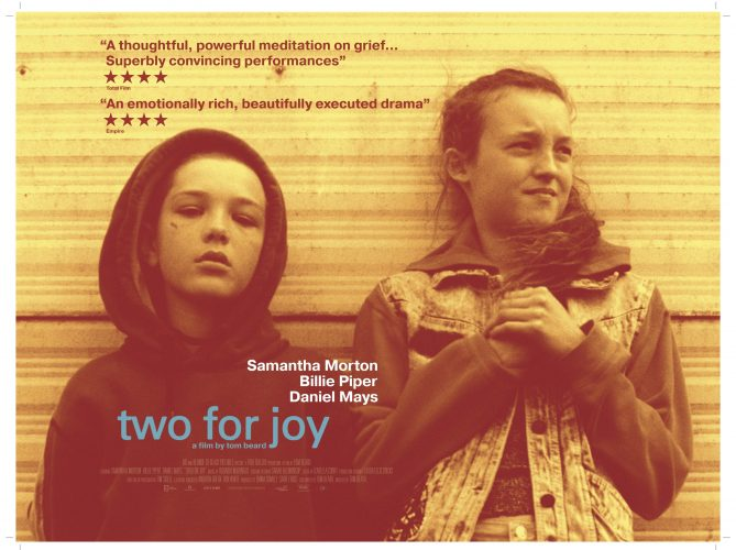 Director Tom Beard and actor Daniel Mays on Two For Joy