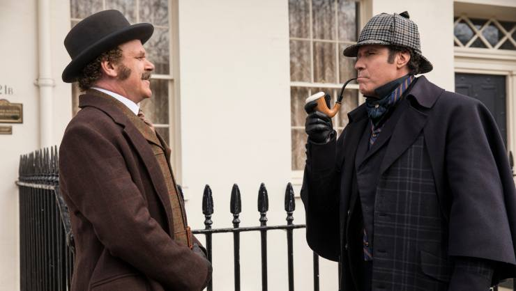 Step Brothers Does Sherlock Holmes In Holmes & Watson UK Trailer