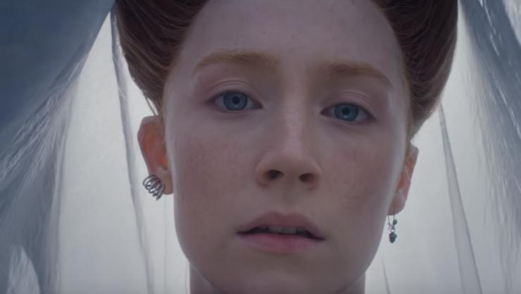 Margot Robbie Wants Saoirse Ronan's Head In Mary Queen Of Scots New Trailer