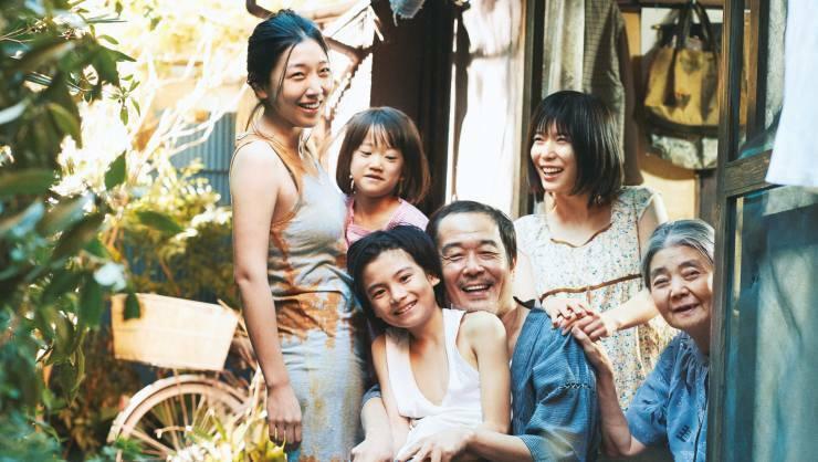 Shoplifters  (2018, Dir: Hirokazu Kore-eda)