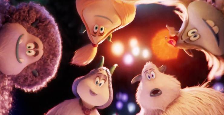 Film Review Smallfoot 2018