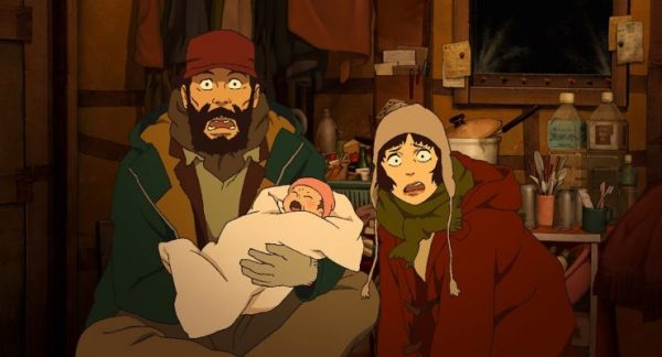 Anime Review – Tokyo Godfathers