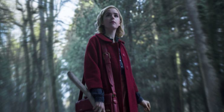Netflix Review – Chilling Adventures Of Sabrina
