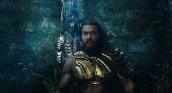 IMAX Reveal How Much Of Aquaman Is Filmed on IMAX Cameras