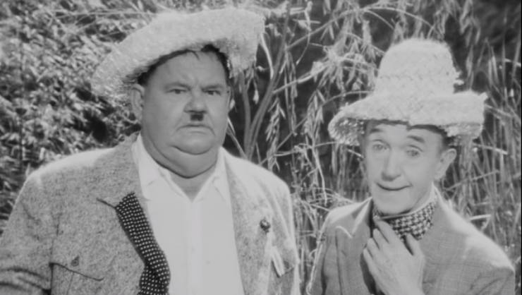 BFI To Release Laurel & Hardy's Last Film Atoll K On Blu-Ray