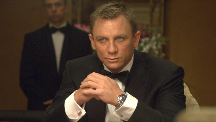Win The Daniel Craig Collection 4K Blu-ray