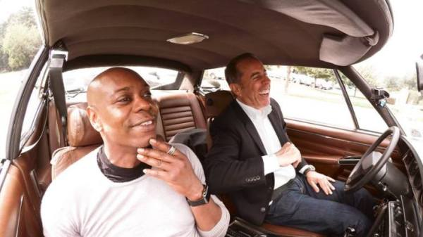 "11 life lessons from ""Comedians in Cars Getting Coffee"""
