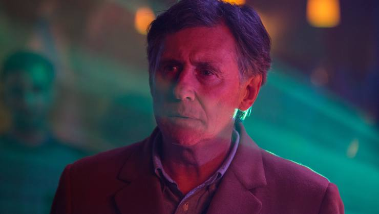 Win Lies We Tell On DVD Starring Gabriel Byrne, Emily Atack