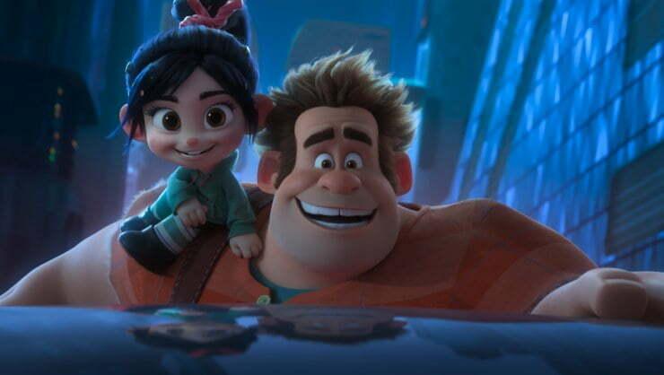 Film Review – Ralph Breaks The Internet: Wreck-It-Ralph 2 (2018)