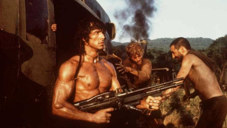 Win Rambo Films And Cliffhanger On 4K Ultra HD Blu-ray