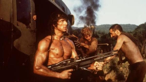 Win Rambo Films And Cliffhanger On 4K Ultra HD Blu-ray