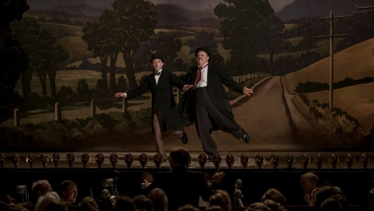 Film Review – Stan & Ollie (2018)