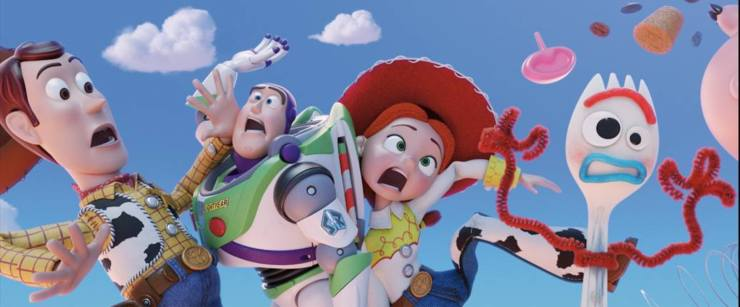 Meet Forky In First Toy Story 4 Trailer!