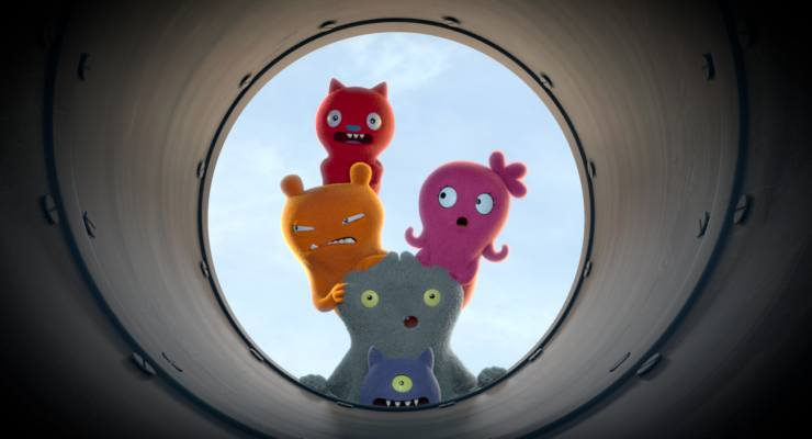 Uglydolls New UK Trailer Embrace Your 'Flaws' Your Normal