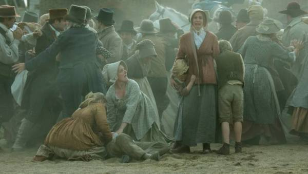 Film Review – Peterloo (2018)
