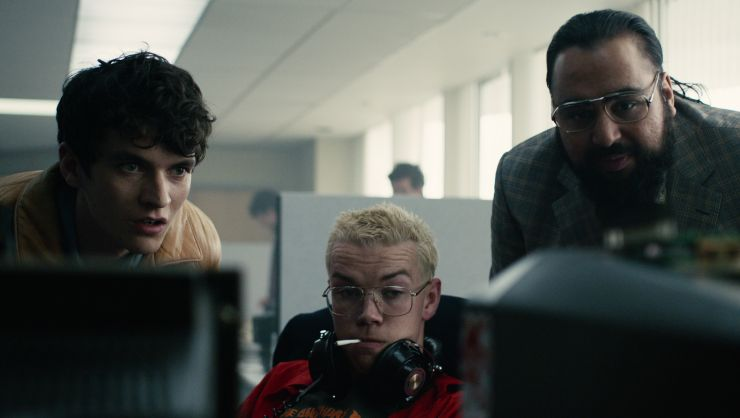 Choose Wisely When You Watch Black Mirror: Bandersnatch