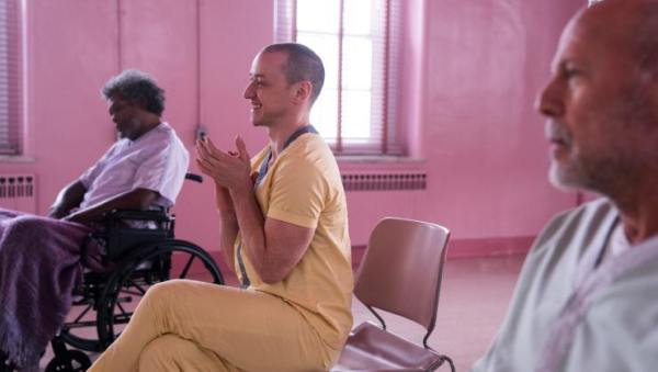 New UK Trailer For Glass Asks 'Who Is The Real Villain?'