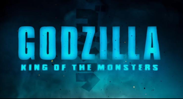 The Titans Rise In New Godzilla II: King Of The Monsters Posters