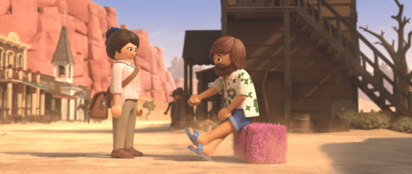 First Teaser and Images For Playmobil: The Movie Released