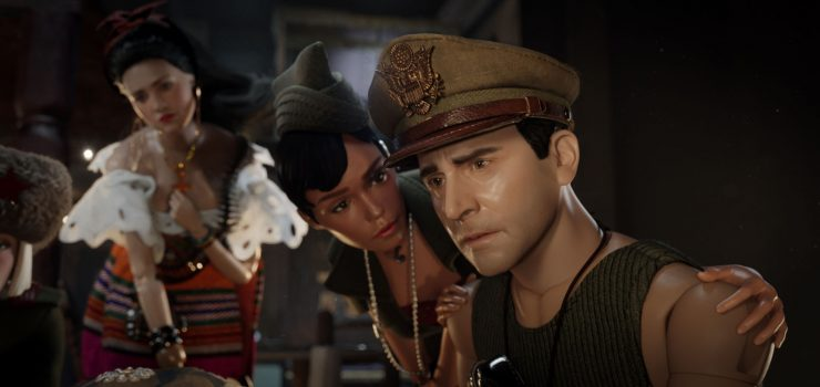 Film Review – Welcome To Marwen (2019)