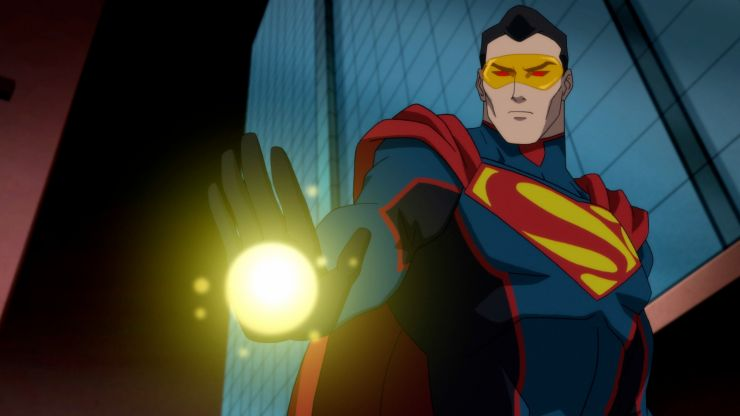 Death Of Superman And Reign Of Superman Set For UK Cinema Release