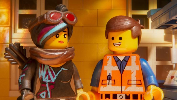 Watch Emmet's Holiday Party: A LEGO Movie Short!