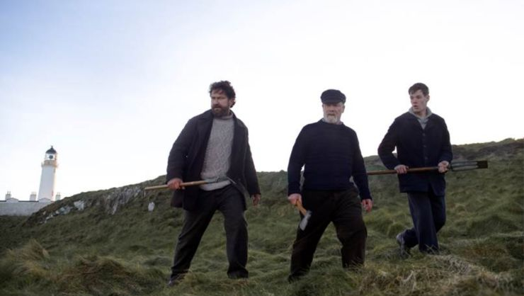 'This Is Lighthouse!' Watch UK Trailer For The Vanishing Starring Gerard Butler