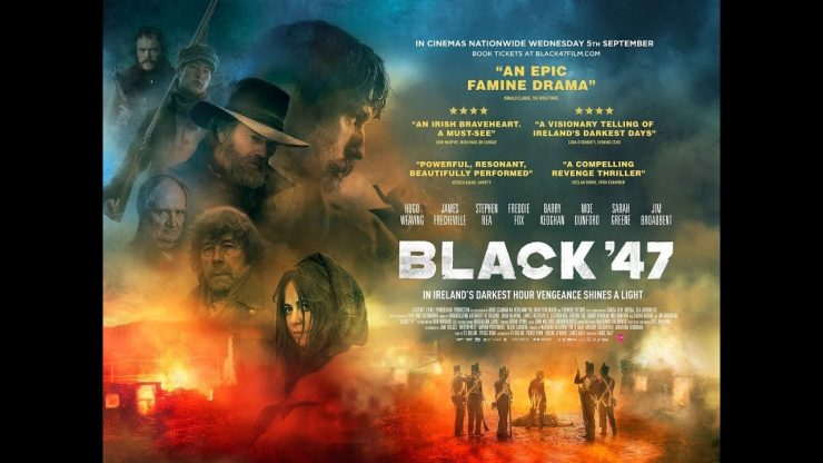 Film Review – Black 47 (2018)