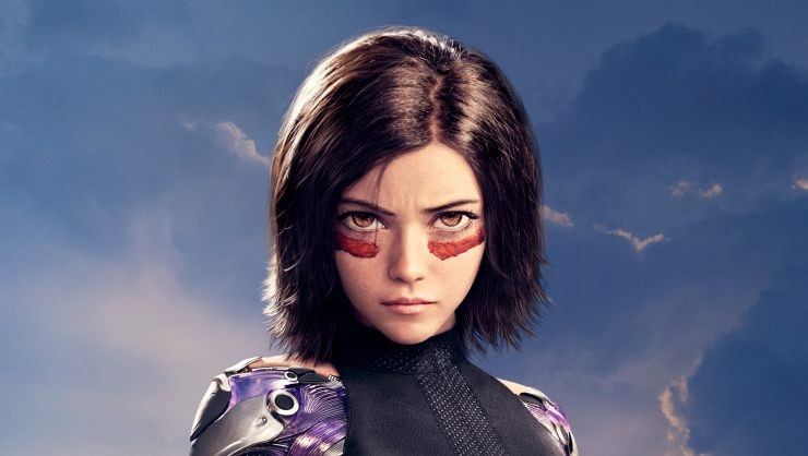 Alita: Battle Angel  Reveals 10 New Character Posters