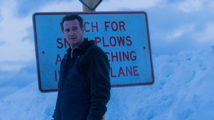 Liam Neeson Action Movies Since Taken (Cold Pursuit)