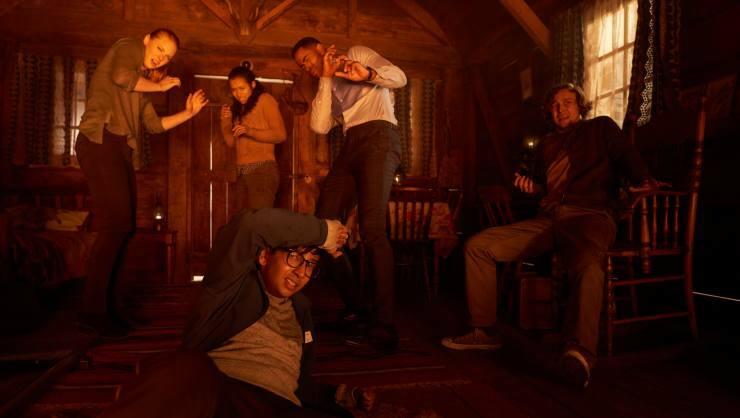Film Review – 'Escape Room'  (2019)