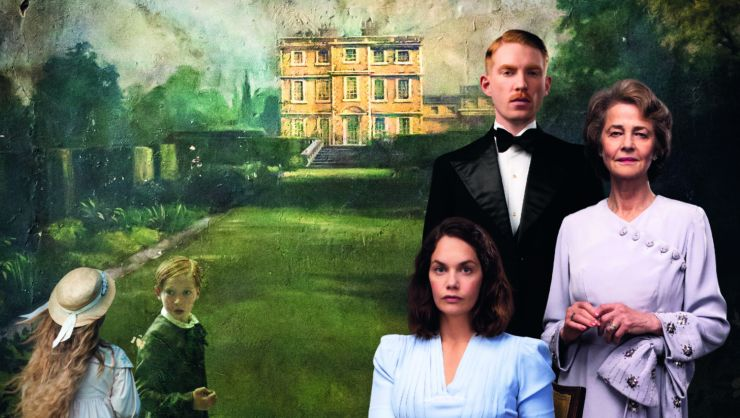 Win Lenny Abrahamson's The Little Stranger On DVD