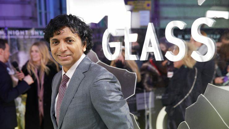 Glass & the uprising of M. Night Shyamalan