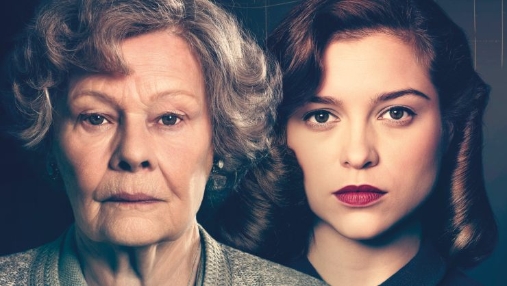 Judi Dench Is Red Joan Watch UK Trailer
